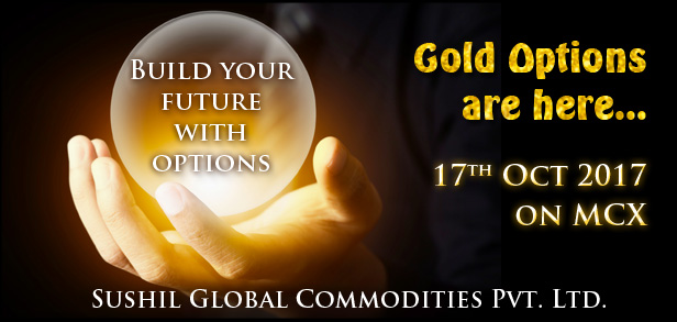 Commodity Gold Option