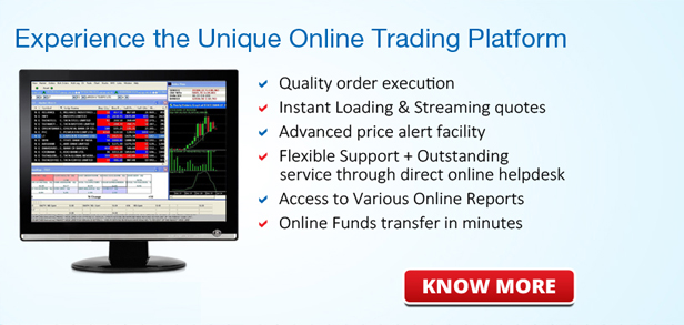 Experience the unique online Trading platform